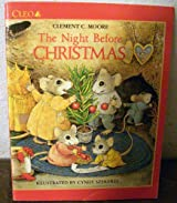 The Night Before Christmas (Cleo Storybook Greetings)