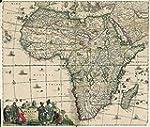 Historische Karte: Afrika 1698 (Plano)