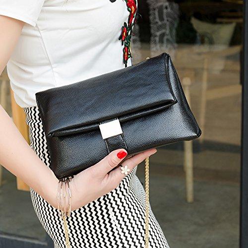 TSLX - Neue Handtasche und Kette Tasche Tasche Damen Tasche black
