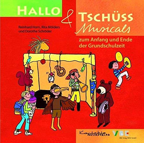 Hallo & Tschüss Musicals: zum Anfang und Ende der (Lehrer Kostüme Team)