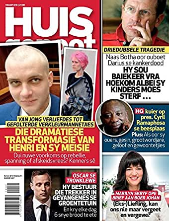 Huisgenoot: Amazon co uk: Kindle Store