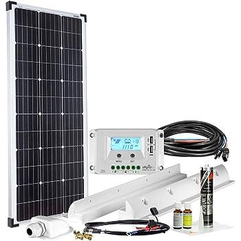 Offgridtec Premium L 100w 12v Wohnmobil Solaranlage 002710 Mit 20a
