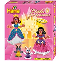 Hama 3230 - Little Princess, gioco creativo con perle