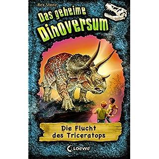 Das geheime Dinoversum - Die Flucht des Triceratops: Band 2