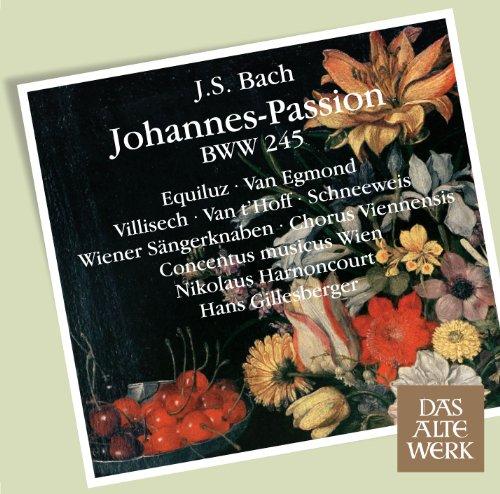 Bach, JS : St John Passion BWV...