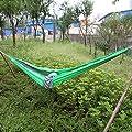 MMM& Outdoor Hängematte Indoor Swing erweitert Einzel Hängematte 270 * 140cm von ohshop - Gartenmöbel von Du und Dein Garten