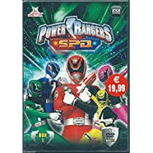 -POWER RANGERS SPD-BOX 1/5DVD