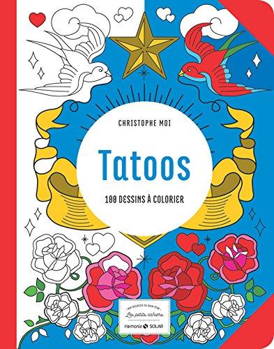 Tatoos - Les petits cahiers aux source du bien-être avec le coloriage