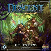 Descent 2nd Edition: The Trollfens Boars Game Expansion