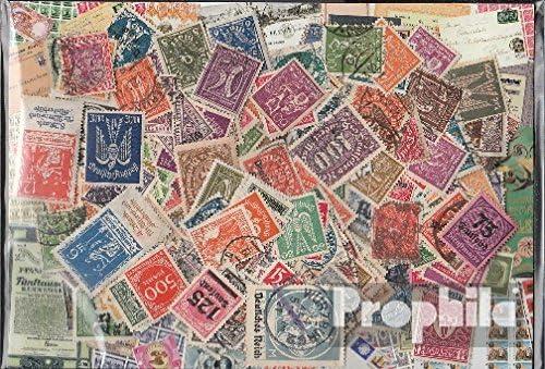 AlleFemmed Empire 300 différents timbres dehors inflation 1919 jusqu'à ce que 1923 sans dépendances (Timbres pour les collectionneurs) | Belle En Couleurs