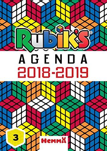 Rubik's - Agenda scolaire 2018-2019 par COLLECTIF