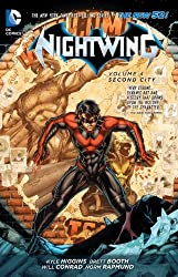 Nightwing Vol. 4: Second City (The New 52) by Kyle Higgins (2014-07-15)