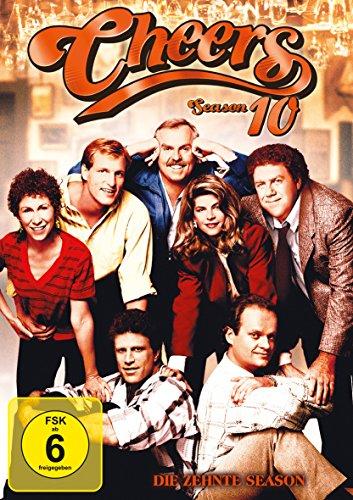 Cheers - Season 10 (4 DVDs)