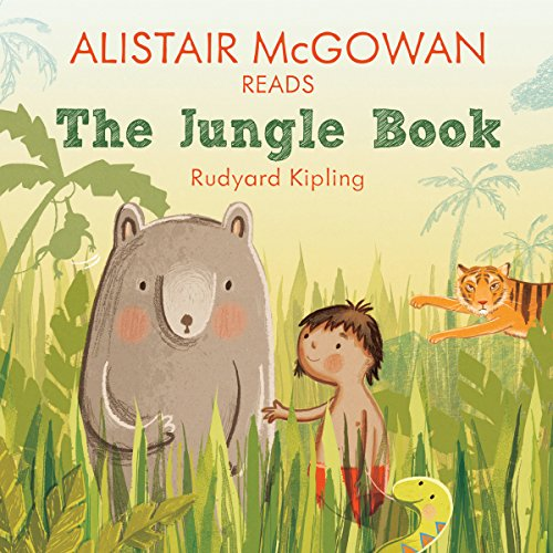 Alistair McGowan reads The Jungle Book (Famous Fiction)  Audiolibri