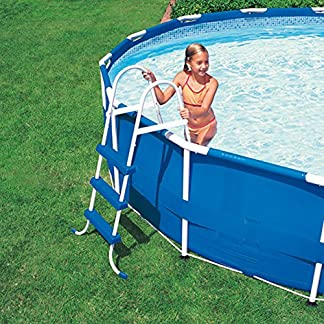 Intex Escalera para piscina cm H107