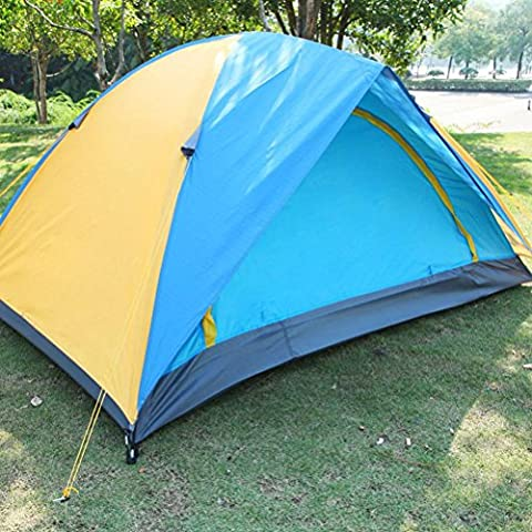 Mountaintop Automatic Pop Up Tent Backpacking Tents With Carrying Bag For 2 Or 3 Person,coffee