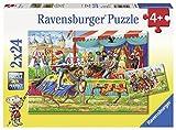Ravensburger 09083 - Bei den Rittern