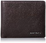 Diesel Jem-J Hiresh S, homme Portefeuilles, Marron (Seal Brown) 2x9.5x11 cm (B x H x T)
