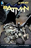 Batman Volume 1: The Court of Owls TP (The New 52) (Batman (DC Comics Paperback))