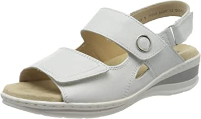 ARA Korfu, Sandali con Cinturino alla Caviglia Donna