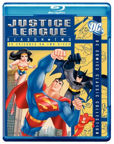 justice-league-of-america-season-2-blu-ray-import-anglais