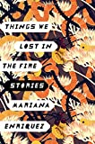 Front cover for the book Things We Lost in the Fire: Stories by Mariana Enriquez