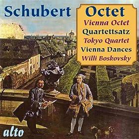Schubert: Octet; Quartettsatz; Viennese Dances