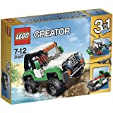 Lego Creator - 31037 - Jeu De Construction - Les Véhicules De L'aventure