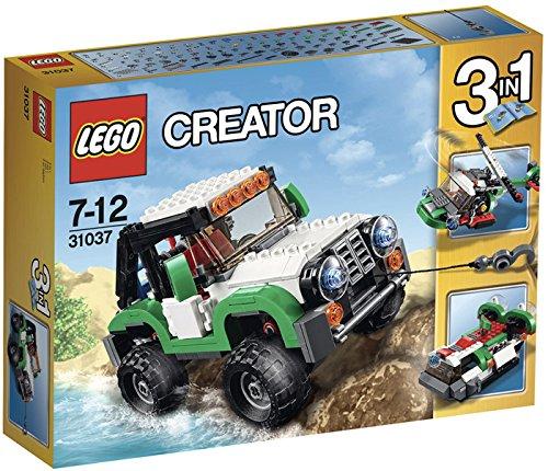 Preisvergleich Produktbild LEGO Creator 31037 - Abenteuerfahrzeuge