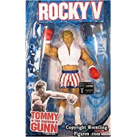 Rocky V > Tommy Gunn Action Figure by Rocky