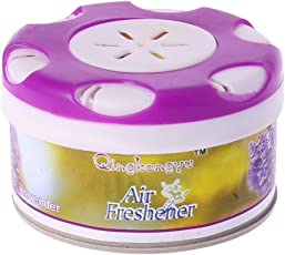 Junlinto Fester Duft desodorierender Duft Parfüm Home Bad Indoor Auto Lufterfrischer