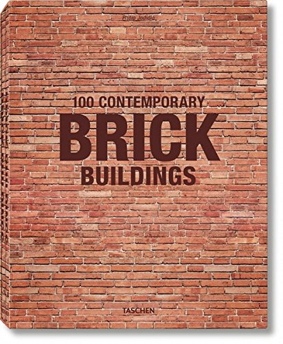 JU-100 Contemporary Brick Buildings - Coffret 2 volumes