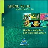 Grüne Reihe Materialien S II: Grafiken, Aufgaben- und Praktikumsseiten