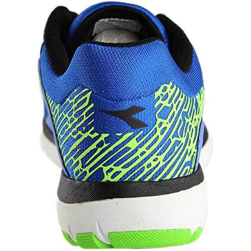 Diadora X Run, Chaussures de Course Homme Royal / Black