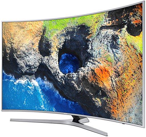 Samsung UE65MU6509 163 cm (65 Zoll) 4k Curved TV - 4