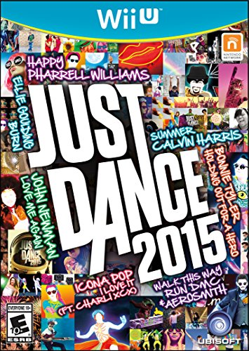 Ubisoft Just Dance 2015 - Wii U