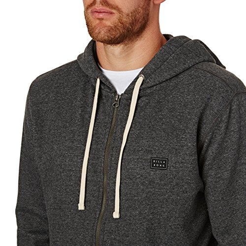 Billabong Herren All Day Zip Up Sweatshirt Multicolour