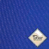 Breaker Teflón Color azul real - A prueba de viento, repelente al agua - Poliéster, lona