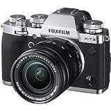 "Fujifilm X-T3 26.1 MP Mirrorless Camera with XF 18-55 mm Lens (APS-C X-Trans CMOS 4 Sensor, X-Processor 4, EVF, 3"" Tilt Touch"