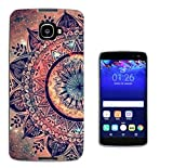 002911 - Paisley Aztec Henna Pattern Colourful Design