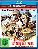 Der Mann, der König sein wollte / The man who would be king [Blu-ray]