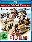 DVD Cover 'Der Mann, der König sein wollte / The man who would be king [Blu-ray]