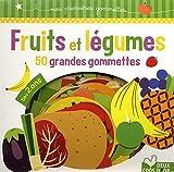 Telecharger Livres Fruits et legumes 50 grandes gommettes (PDF,EPUB,MOBI) gratuits en Francaise