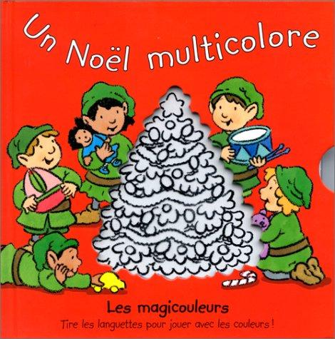 Un Noël multicolore
