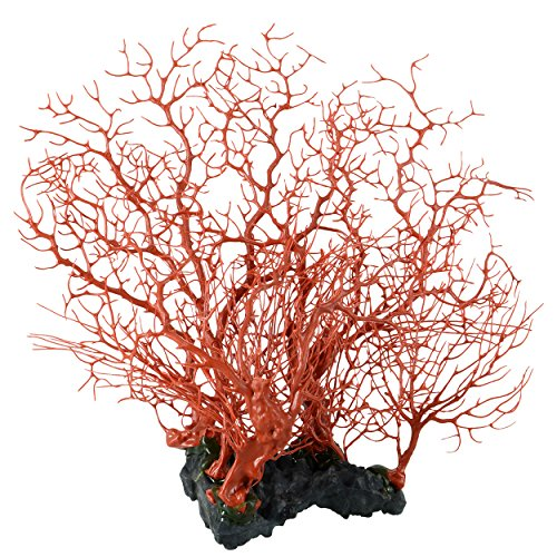 Unterwasser Treasures 65330 Sea Fan Cluster Coral