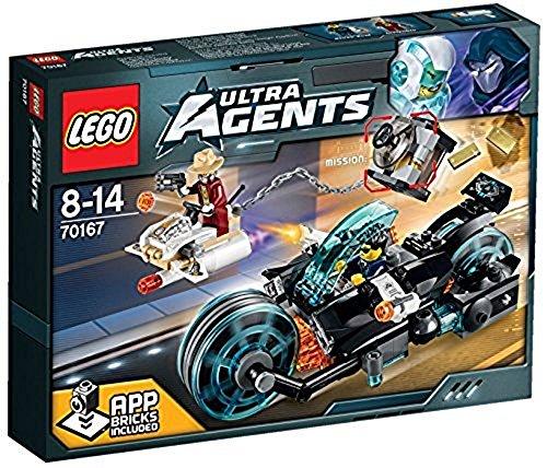 LEGO Ultra Agents 70167 - Invizable's Goldraub