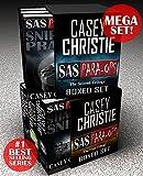 SAS Para-Ops: MEGA SET - SAS Para-Ops Books #1, #2, #3, #4, #5 & #6