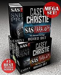 SAS Para-Ops: MEGA SET - SAS Para-Ops Books #1, #2, #3, #4, #5 & #6 (English Edition)