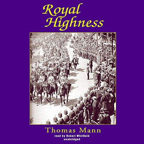 Royal Highness  Audiolibri