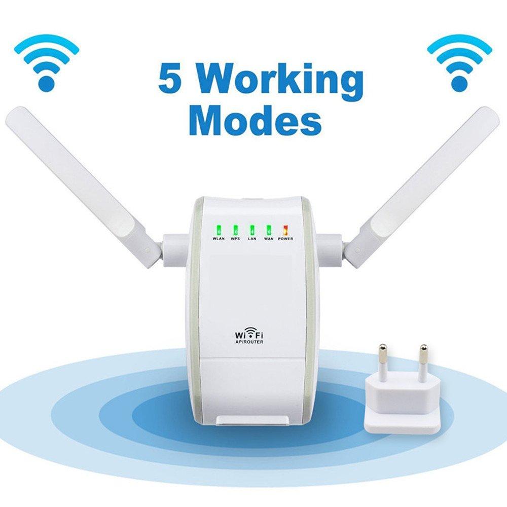 Minidiva® 300Mbps Multifunktions -Mini Wireless-N: Amazon.de ...